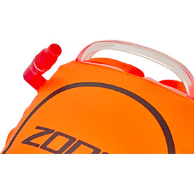Zone3 Swim Safety Belt with Tow Float Pouch orange